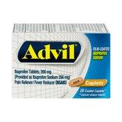 Advil Ibuprofen Tablets - 20 CT