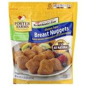 Foster Farms Breast Nuggets, Gluten Free