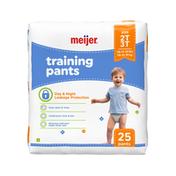 Meijer Training Pants Boy 2T/3T