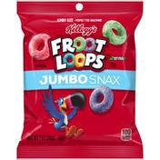 Kellogg's Cereal, Jumbo Snax, Jumbo Size