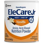 Elecare Nutrition Powder, Amino Acid- Based, Vanilla