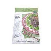 Botanical Interests Organic China Rose Radish Sprouts