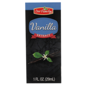 Our Family Vanilla Extract