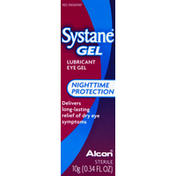 Systane Eye Gel, Lubricant, Nighttime Protection