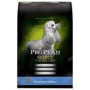Purina Pro Plan Select Adult Rice & Duck Formula Dog Food