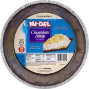 Mi-Del Chocolate Snap Pie Crust