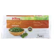 Tops Cut Leaf Spinach