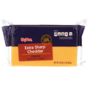 Hy-Vee Extra Sharp Cheddar Cheese