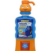 Firefly Fluoride Rinse, Anticavity, Disney Pixar Finding Dory, Ocean Melon Flavor