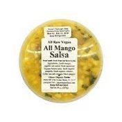 Glaser Organic Farms All Mango Salsa