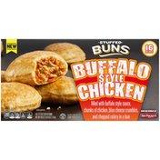 Hot Pockets Buffalo Style Chicken Stuffed Buns