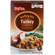 Hy-Vee Turkey Herbs & Spices Blended With Bread Crumbs Stuffing Mix