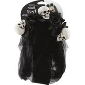 Fun World Veil, Skull