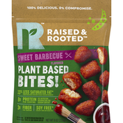 Raised & Rooted Bites, Sweet Barbecue Flavored, Plant Based