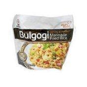 Chunil Bugolgi Marinated Fried Rice