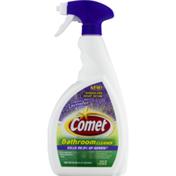 Comet Bathroom Cleaner Lavendar