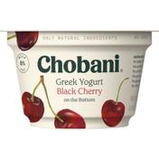 Chobani Yogurt, Greek, Non-Fat, Black Cherry on the Bottom