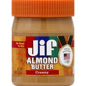 Jif Almond Butter, Creamy