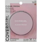 CoverGirl Pressed Powder, Clean Fresh, Medium 160