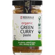 Mekhala Paste, Organic, Green Curry