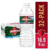 Arrowhead 100% Mountain Spring Water