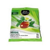 Best Choice Natural Herbal Cough Suppressant