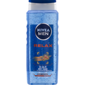 Nivea Body Wash, Relax