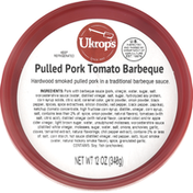 Ukrops Pulled Pork Tomato Barbeque