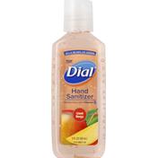 Dial Hand Sanitizer, Island Mango