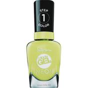 Sally Hansen Nail Color, Neon, Lemon-Chillo 055