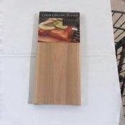 Charcoal Companion Cedar Wood Grilling Planks