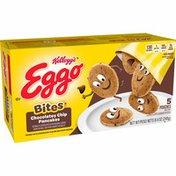 Eggo Mini Frozen Pancakes, Easy Breakfast to Go, Chocolatey Chip