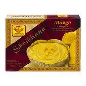 Deep Indian Kitchen Shrikhand Mango Sweet Mangoes Blended with Cream