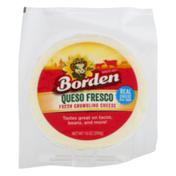 Borden Fresh Crumbling Cheese Queso Fresco
