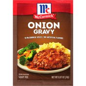 McCormick®  Onion Gravy Seasoning Mix
