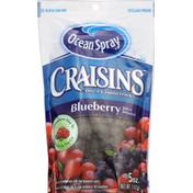 Ocean Spray Dried Cranberries, Blueberry