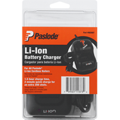 Paslode Battery Charger, Li-Ion
