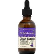 NuNaturals NuStevia, Clear Extract