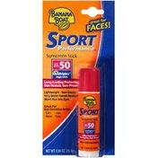 Banana Boat Sport Performance SPF 50 Sunscreen Stick