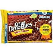 Malt-O-Meal Cocoa Dyno-Bites Cereal