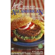 Amy's Organic All American Veggie Burger