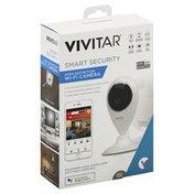 Vivitar Camera, Wi-Fi, White, High Definition