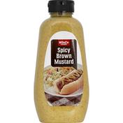 WinCo Mustard, Brown, Spicy