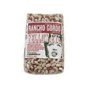 Rancho Gordo Yellow Eye Beans
