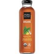 Pure Leaf Tea House Organic Black Tea With Sicilan Lemon & Honeysuckle