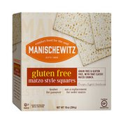 Manischewitz Gluten Free Matzo Squares