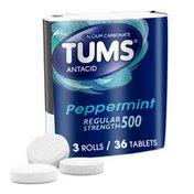 Tums Chewable Antacid Tablets, Chewable Antacid Tablets
