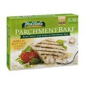 Mrs. Paul's Parchment Bake Tilapia Fillets Garlic Butter - 2 CT