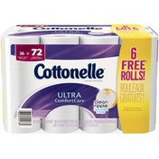 Cottonelle Ultra Comfort Care Double Roll Toilet Paper