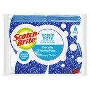 Scotch-Brite Scotch-Brite® Scrub Dots Non-Scratch Scrub Sponges